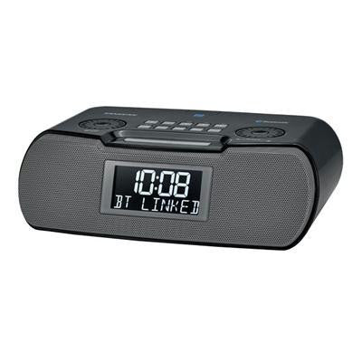 Am FM Bluetooth Clock Radio