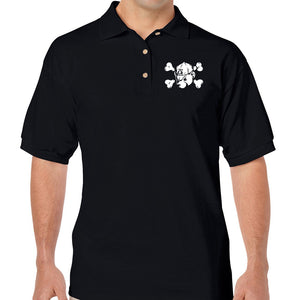 Teddy Rocks 2019 Adult Mens Polo