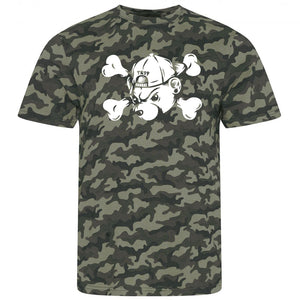 Teddy Rocks 2019 Camo Men's / Unisex T Shirt