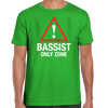 Bassist Only Zone T-Shirt