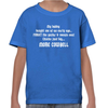 Chicks Dig Cowbell Childrens T-Shirt