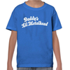 Daddy's Lil Metalhead Childrens T-Shirt