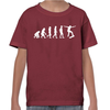 Evolution Of Skateboarding Childrens T-Shirt