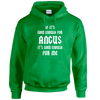 Good Enough For Angus Hoodie