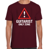 Guitarist Only Zone T-Shirt