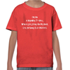 Highway To Hell Childrens T-Shirt
