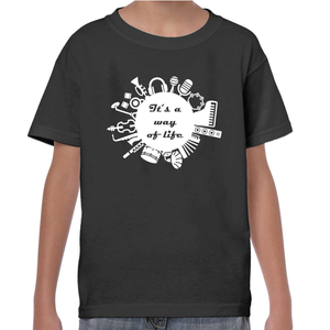 It's A Way Of Life Childrens T-Shirt