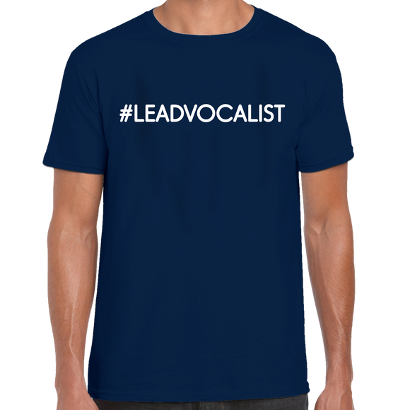#LEADVOCALIST T-Shirt