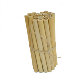 Plain Cocktail Size Bamboo Straws (100+)