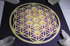 Crystal Grid - Tree of Life Illuminated - Crystalline Alliance