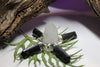 Clear Quartz and Black Tourmaline Grid Generator - Crystalline Alliance