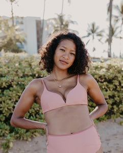 Wailea Top- Blush
