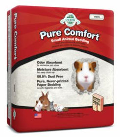 Oxbow Pure Comfort - White Animal Bedding