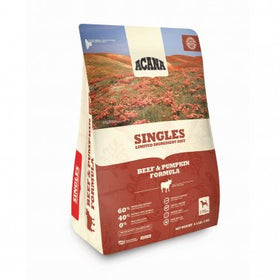 ACANA Singles Limited Ingredient Diet Beef & Pumpkin Formula Dry Dog Food