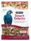 ZuPreem Smart Selects Macaws - Large Birds