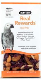 ZuPreem Real Rewards Trail Mix Large Bird Treats