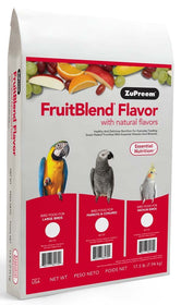 ZuPreem FruitBlend Flavor Medium Bird