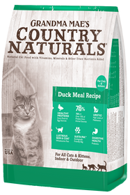 Grandma Mae's Duck Meal Recipe Cats & Kitten Dry Cat Food
