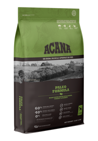 ACANA Paleo Formula with Fresh Wild Boar, Turkey & Rabbit Dry Dog Food