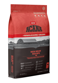 Acana Red Meat Recipe with Wholesome Grains Dry Dog Food