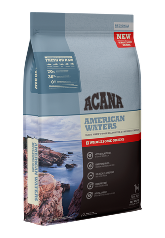 Acana® American Waters with Wholesome Grains Dry Dog Food
