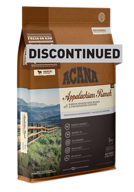 ACANA Regionals Appalachian Ranch with Ranch-Raised Red Meat & Freshwater Catfish Dry Cat Food