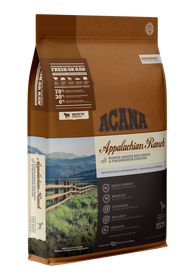 ACANA Regionals Appalachian Ranch with Ranch-Raised Red Meat & Freshwater Catfish Dry Dog Food