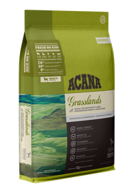 ACANA Regionals Grasslands with Grass-Fed Kentucky Lamb, Freshwater Trout & Game Bird Dry Dog Food
