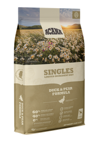 Acana Singles Duck & Pear Dry Dog Food