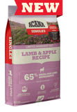 ACANA Singles Limited Ingredient Diet Lamb & Apple Formula Dry Dog Food