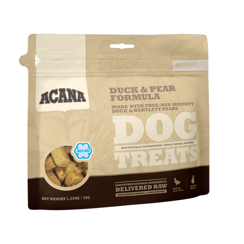 ACANA Singles Duck & Pear Dog Treats