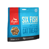 Orijen ™ Six Fish Biologically Appropriate Freeze-Dried Cat Treats