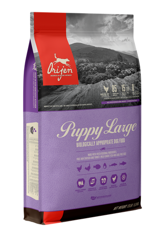 Orijen ™  Puppy Large Biologically Appropriate Dry Dog Food