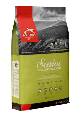 Orijen ™ Senior Biologically Appropriate Dry Dog Food