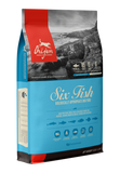 Orijen ™  Six Fish Biologically Appropriate Dry Dog Food