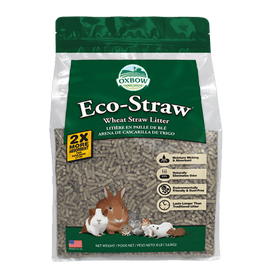 Oxbow Eco Straw Small Animal Litter