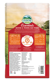 Oxbow Essentials - Mouse/Young Rat Block Food