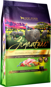 Zignature Limited Ingredient Diet Guinea Fowl Formula Dog Food