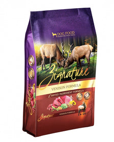 Zignature Limited Ingredient Diet Venison Formula Dog Food