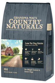 Grandma Mae's Country Naturals Low Fat Entrée Dry Dog Food