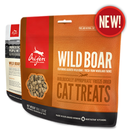 Orijen Cat Treats Wild Boar Freeze Dried