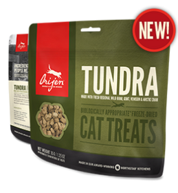 Orijen Orijen Cat Treats Freeze Dried Tundra