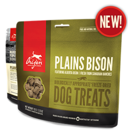 Orijen Freeze-Dried Free Range Bison Treats