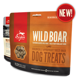 Orijen Freeze-Dried Wild Boar Treats