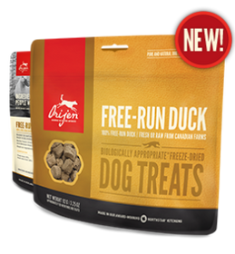 Orijen Freeze-Dried Free-Run Duck Treats