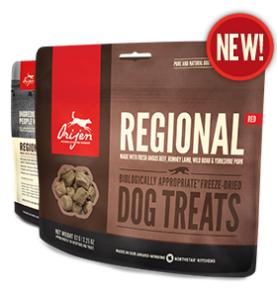 Orijen Freeze-Dried Regional Red Treats