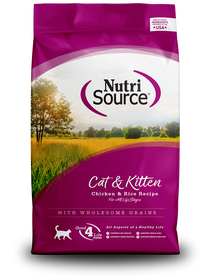 Tuffy's Nutri Source Chicken/Rice Cat Food