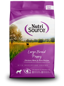 Tuffy's Nutri Source Large Breed Puppy Food