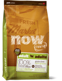 Petcurean NOW Fresh Grain Free Small Breed Adult Dod Food