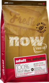 Petcurean NOW FRESH™ Grain Free RED MEAT Recipe Adult Dog Food
